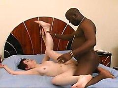 Amateur Anal Interracial