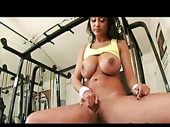 Big Tits Latina Big Tits Blowjob Couple Cum Shot Gym Latin Oral Sex Pornstar Vaginal Sex Priya Rai