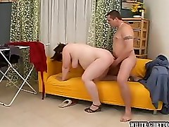 Fat Hardcore Mature