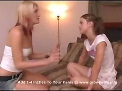 lesbian fingering pussylicking socks pigtail