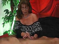 Big Tits Handjobs Mature