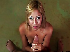 Blowjob Blonde Blonde Blowjob Couple Handjob Masturbation Oral Sex Pornstar Swallow Kat