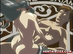 anime hentai hentai cartoon cartoon toon coed bigjugs cock school