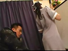 anal ass blow-job fuck maid japanese asian