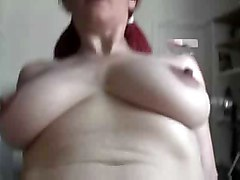 Red Head Milf Slut Gets Fucked And Swallows His Load