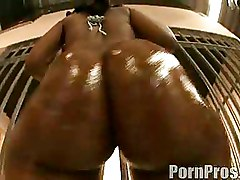 Ebony Uniform blowjobs