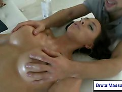 oil pussylicking oral massage