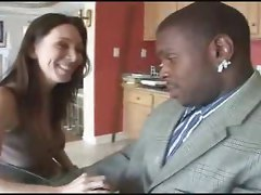 Black and Ebony Brunettes Matures Interracial