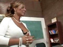 mature  teacher  busty  italian