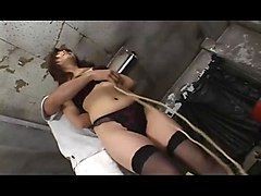 Asian BDSM Stockings