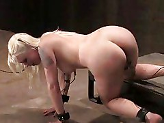 BDSM Electricity Torture