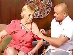 Blondes Granny Hardcore Riding
