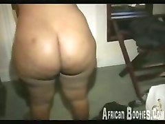 Its Hard Getting Them Bigger Than These Asses African Booties