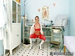 pussy closeup pussy speculum uniform nurse gyno explicit