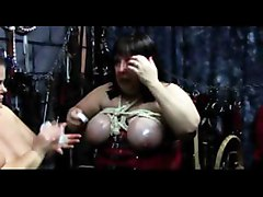 bbw fat obese bondage bdsm tits fetish domination spanking bizarre submission tied chubby chunky