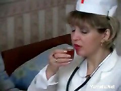 russian nurse milf mature