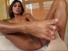 Anetta Keys Feet