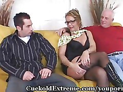 Group Sex Mature Stockings