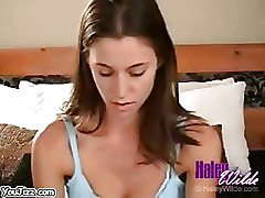 Amateur Fingering Panties homemade tits
