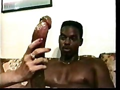 Black and Ebony Funny Handjobs