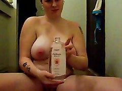 BBW Big Tits Oiled