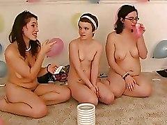 Amateur Lesbian Party