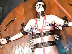 BDSM Bondage Lezdom crying dungeon extreme