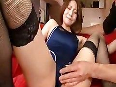 Asian Babes Masturbation