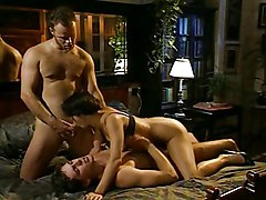 Anal Group Latina Double Penetration Vintage Anal Sex Black-haired Blowjob Cum Shot Double Penetration Latin Oral Sex Threesome Vaginal Sex Vintage Valentina Velasques Vanessa