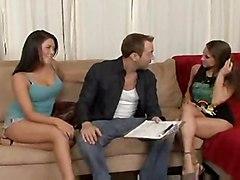 rachel roxx busty big tits brunette pornstar threesome asian
