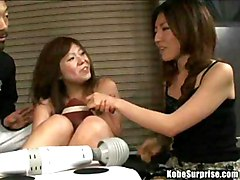 Asian Asian Behind the Scenes Black-haired Hairy Pantyhose Solo Girl
