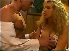 victoria paris peter north white stockings blowjob blonde cocksucking cumshot