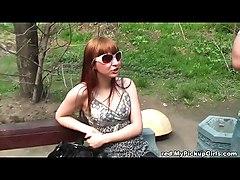 Amateur Public Redhead Amateur Caucasian Couple Cum Shot Outdoor Public Redhead Russian Vaginal Sex