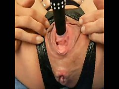 Gaping Sex Toys Squirting