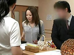 Funny Japanese Massage