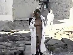 Amateur Funny Public Nudity
