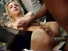 Black and Ebony Blondes Nipples