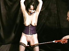 BDSM Bondage Gags ball gag electro mature bondage pain and pleasure
