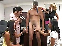 Femdom POV Party