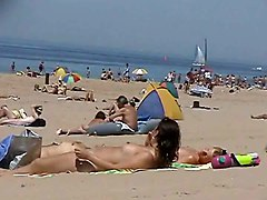 Beach Public Nudity Teens