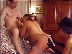 Pregnant Hairy Moms    Complete French Movie
