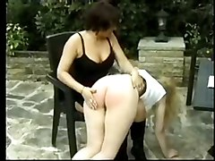 Amateur Spanking Teens