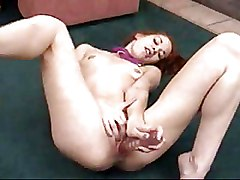 Glass dildos Masturbation Teen