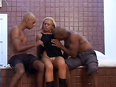 Anal Black and Ebony Group Sex