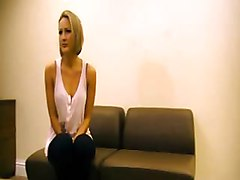 Paris Rocks Casting Couch UK British english slut