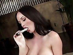 Big Tits Melissa Lauren Pornstars Softcore brunette round ass