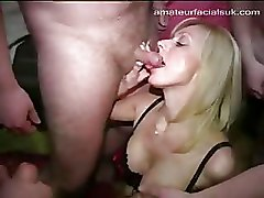 Amateur Blowjobs Gang Bang