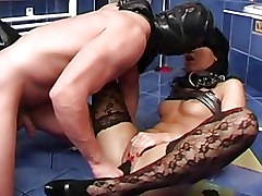 Fetish Pissing brunette golden peeing showers watersports