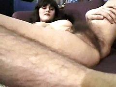 Fingering Hairy