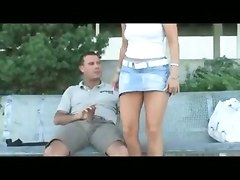 blowjob sex amateur public outdoor